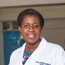 Dr Angela Parry-Hanson Kunadu